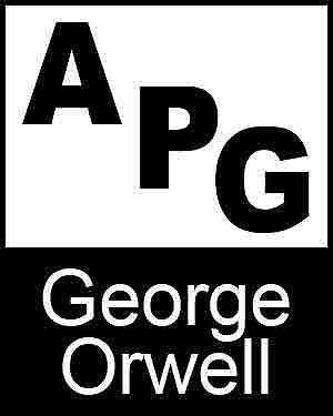 Bibliography, First Edition and Price Guide (APG - Author's Price Guide Series). George ORWELL, The Staff of Quill, Inc Brush.