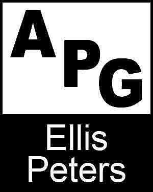 Bibliography, First Edition and Price Guide (APG - Author's Price Guide Series). Ellis PETERS, The Staff of Quill, Inc Brush.