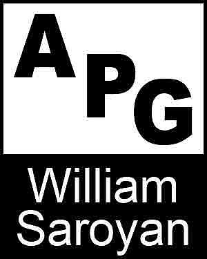 Bibliography, First Edition and Price Guide (APG - Author's Price Guide Series). William SAROYAN, The Staff of Quill, Inc Brush.
