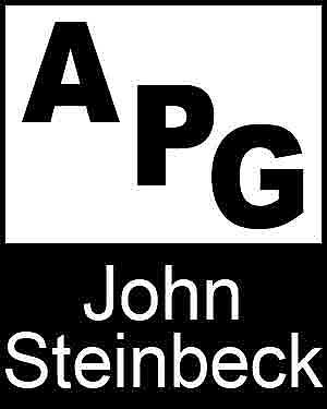 Bibliography, First Edition and Price Guide (APG - Author's Price Guide Series). John STEINBECK, The Staff of Quill, Inc Brush.