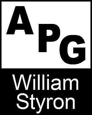 Bibliography, First Edition and Price Guide (APG - Author's Price Guide Series). William STYRON, The Staff of Quill, Inc Brush.