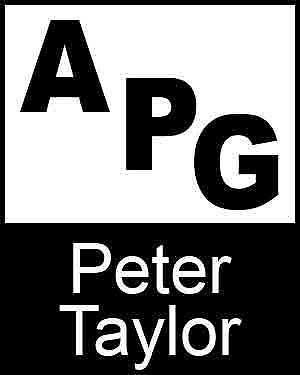 Bibliography, First Edition and Price Guide (APG - Author's Price Guide Series). Peter TAYLOR, The Staff of Quill, Inc Brush.