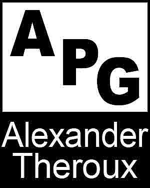 Bibliography, First Edition and Price Guide (APG - Author's Price Guide Series). Alexander THEROUX, The Staff of Quill, Inc Brush.