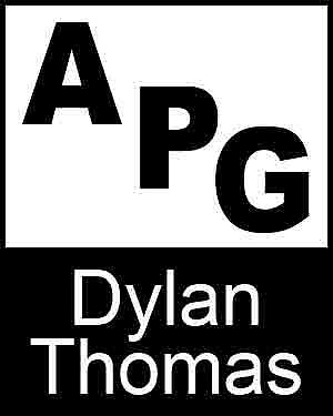 Bibliography, First Edition and Price Guide (APG - Author's Price Guide Series). Dylan THOMAS, The Staff of Quill, Inc Brush.