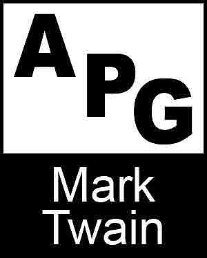 Bibliography, First Edition and Price Guide (APG - Author's Price Guide Series). Mark TWAIN, The Staff of Quill, Inc Brush.