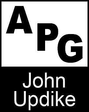 Bibliography, First Edition and Price Guide (APG - Author's Price Guide Series). John UPDIKE, The Staff of Quill, Inc Brush.