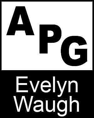 Bibliography, First Edition and Price Guide (APG - Author's Price Guide Series). Evelyn WAUGH, The Staff of Quill, Inc Brush.