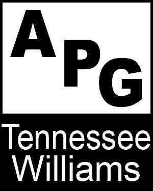 Bibliography, First Edition and Price Guide (APG - Author's Price Guide Series). Tennessee WILLIAMS, The Staff of Quill, Inc Brush.