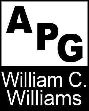 Bibliography, First Edition and Price Guide (APG - Author's Price Guide Series). William Carlos WILLIAMS, The Staff of Quill, Inc Brush.