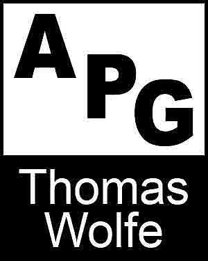 Bibliography, First Edition and Price Guide (APG - Author's Price Guide Series). Thomas WOLFE, The Staff of Quill, Inc Brush.
