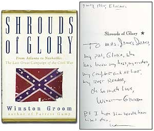 Shrouds of Glory. From Atlanta to Nashville: The Last Great Campaign of the Civil War. Winston GROOM.