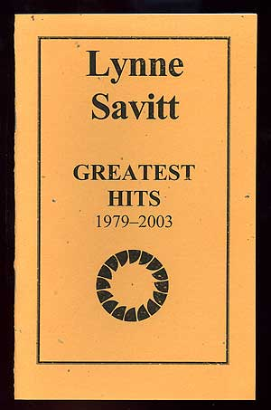 Greatest Hits 1979-2003. Lynne SAVITT.