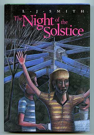 The Night of the Solstice. L. J. SMITH.