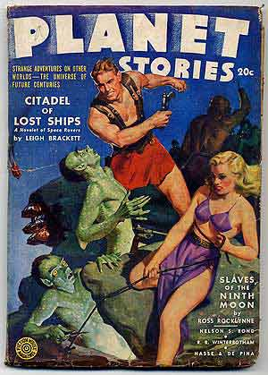 Planet Stories: Volume II, No. 2