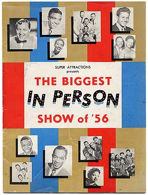 Super Attractions Presents The Biggest In Person Show of '56