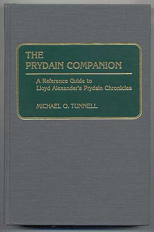The Prydain Companion: A Reference Guide to Lloyd Alexander's Prydain Chronicles. Foreword by Lloyd Alexander