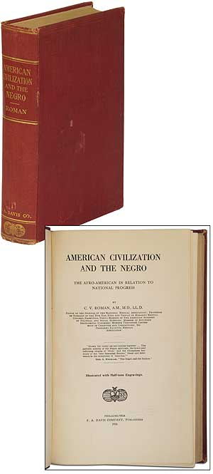 American Civilization and the Negro: The Afro-American in Relation to National Progress
