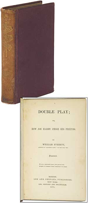 Double Play; or How Joe Hardy Chose His Friends
