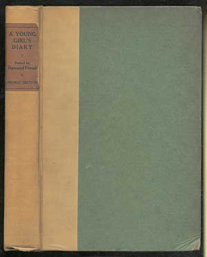 A Young Girl's Diary. Sigmund FREUD, prefaced, a