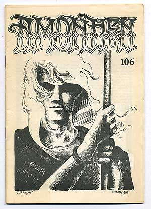 Amon Hen: Issue 106, November, 1990. J. R. R. TOLKIEN