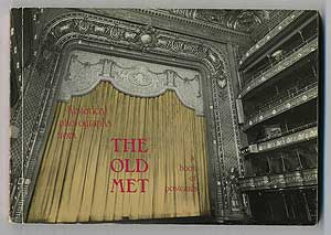 Historical Photographs from The Old Met: A Book of Postcards