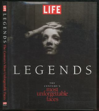 Life Legends: The Century's Most Unforgettable Faces