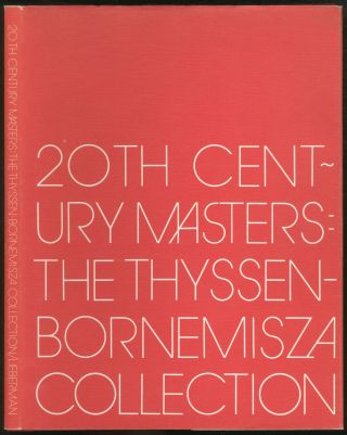 20th Century Masters: The Thyssen-Bornemisza Collection
