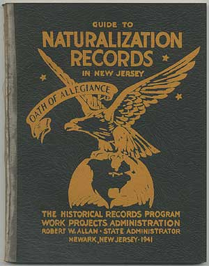 Guide to Naturalization Records in New Jersey