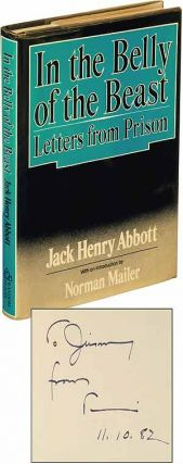In the Belly of the Beast: Letters from Prison. Jack Henry ABBOTT