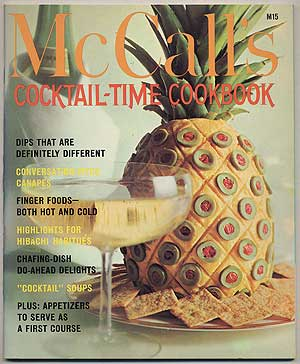 McCall's Cocktail-Time Cookbook