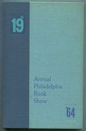 19th Annual Philadelphia Book Show 1964