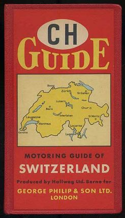 CH Guide Motoring Guide of Switzerland