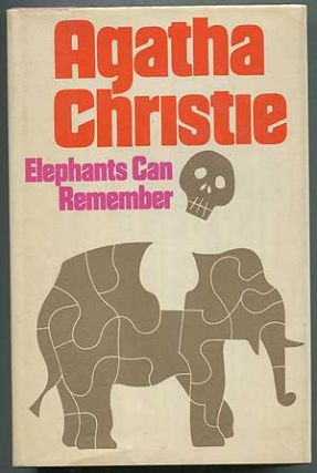 Elephants Can Remember. Agatha CHRISTIE