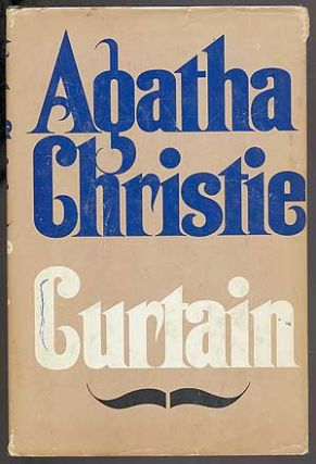 Curtain. Agatha CHRISTIE