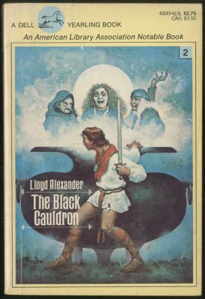 The Black Cauldron. Lloyd ALEXANDER