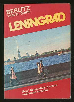 Berlitz Travel Guide: Leningrad