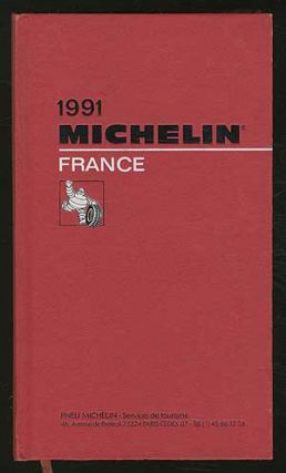 Cover title]: 1991 Michelin: France