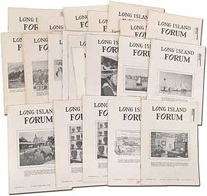 Long Island Forum [24 Issues]