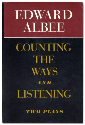 Counting the Ways and Listening: Two Plays