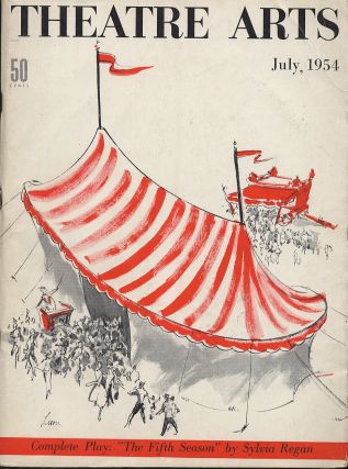Theatre Arts: July 1954, Vol. XXXVIII, No. 7