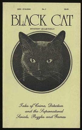 Black Cat Mystery Magazine No. 5
