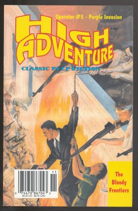 The Bloody Frontiers: High Adventure #37