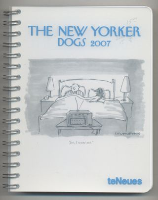 The New Yorker Dogs: 2007