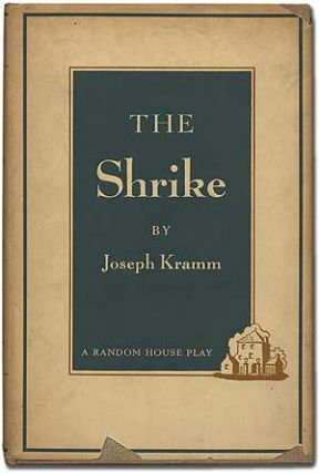 The Shrike. Joseph KRAMM
