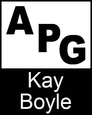 Bibliography, First Edition and Price Guide (APG - Author's Price Guide Series). Kay BOYLE, The Staff of Quill, Inc Brush.