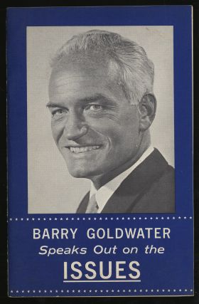 Barry Goldwater Speaks Out on the Issues