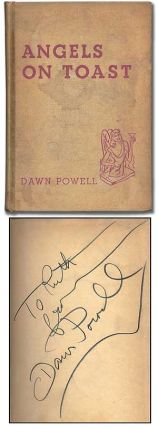 Angels on Toast. Dawn POWELL