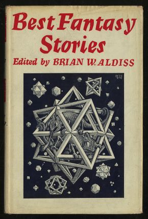 Best Fantasy Stories. Brian W. ALDISS