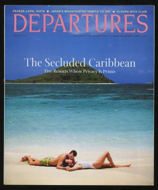 Departures: The Secluded Caribbean