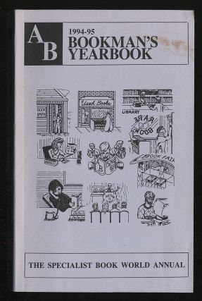 1994-1995 AB Bookman's Yearbook
